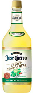Jose Cuervo Light Margarita Authentic Classic Lime 750ml